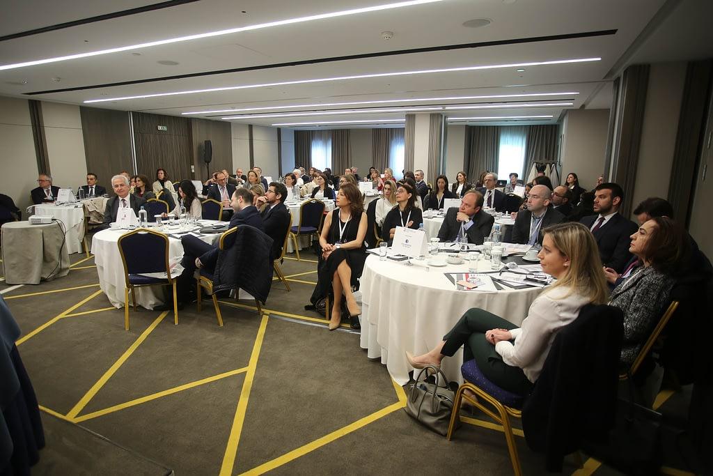 Συμμετοχή στο Forum Investment & Legal Framework, την Τρίτη 9 Απριλίου στο Ξενοδοχείο N.J.V Athens Plaza. 1